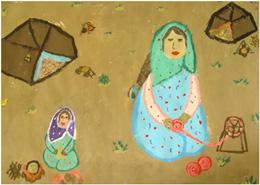 نشان نقره برای نوجوان تهرانی مبتلا به   سندرم دان
