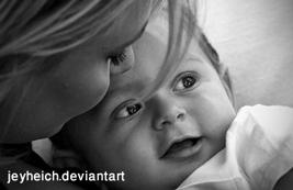 مهر مادری فرزند را شجاع میکند