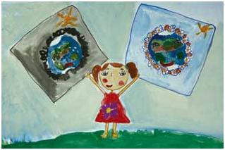 سیاره کوچک شاد، سیاره کوچک غمگین!