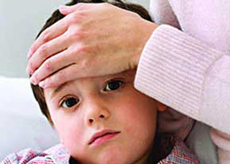 تب در کودکان معمولا بیخطر است