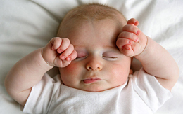 کودکان ریز اندام دشوار تر می خوابند