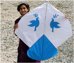 بادبادک ها، ترویج گران حقوق کودک در افغانستان