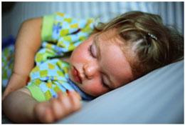 کودک سالم با الگوی خواب مشخص!