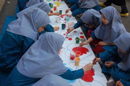 جشن روز جهانی کودک در مرکز شماره ۲۰ کانون