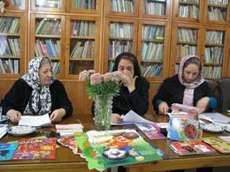 پنج گروه از گروه های بررسی شورای کتاب کودک گزارش سالانه خود را ارائه کردند!