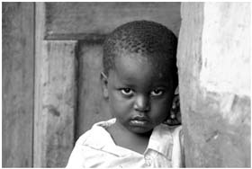اتحاد آفریقا برای کودکان خردسال!