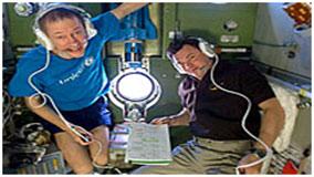 از مالی به ایستگاه فضایی!