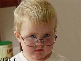 گزینش عینک مناسب برای کودک