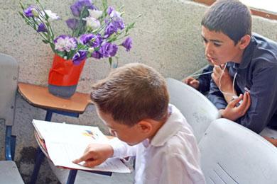 چهار میلیون كودك بازمانده از تحصیل در ایران