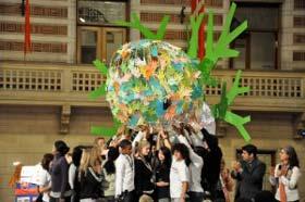 نمایندگان کوچک در کپنهاگ برای گرمایش زمین چاره جویی می کنند!