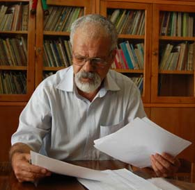 عباس جهانگیریان -نویسنده، پژوهشگر و مدرس دانشگاه -