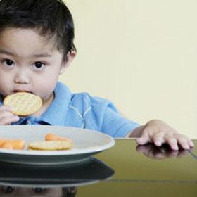 تغذیه ی کودکان در سنین پیش از دبستان