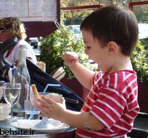 غذاهای دوران کودکی و کاهش خطر بیماریهای آینده
