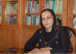 در گفت و گو با زهرا شیرازی: هدف اعتلای ادبیات کودک است!