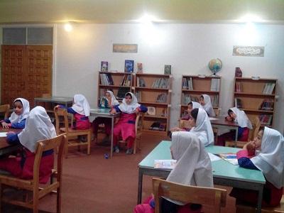 کتابخانه کودک و نوجوان قاصدک نجف آباد