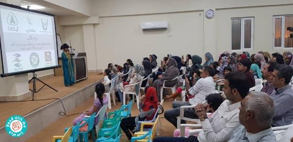 گشایش کتابخانهی کودکمحور «نوید وحی» برای کودکان منطقهی درگهان