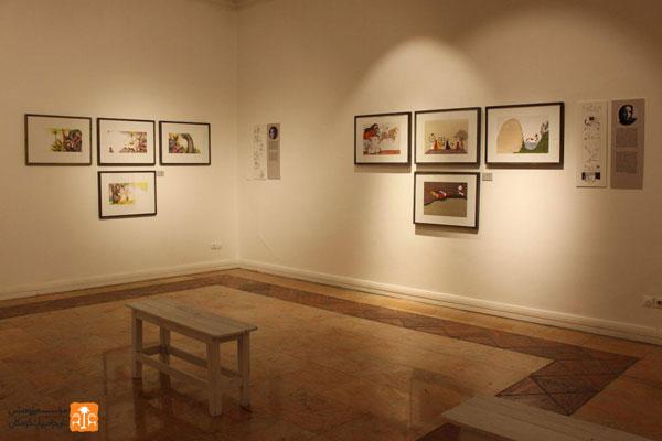 نمایشگاهی از آثار ماریت