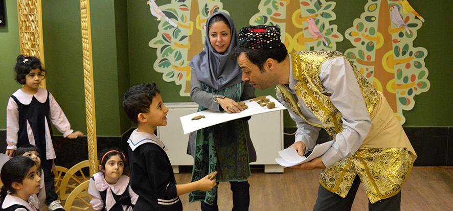 کتابخانه و موزه ملی ملک؛ موزه دوستدار کودک