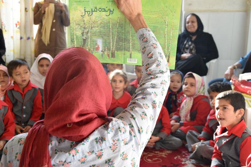 کارگاه ماریت تورنکویست در اصفهان برگزار شد