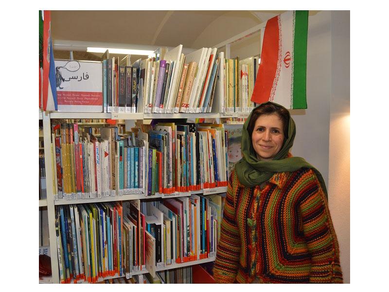 ترویج ادبیات کودک ایران در بزرگترین کتابخانه کودک در دنیا