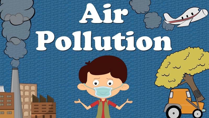 آلودگی هوا و تاثیر آن بر کودکان