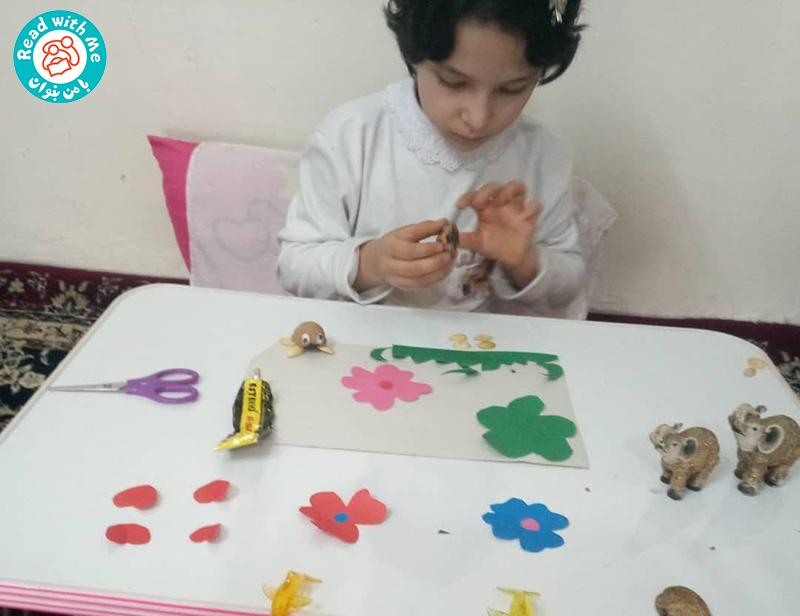 مراکز زیر پوشش «با من بخوان» در تهران آموزش کودکان را از راه دور ادامه میدهند