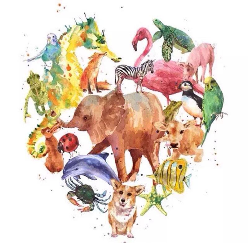 گرامیداشت «روز جهانی حیوانات» برای بهبود شرایط زندگی جانوران
