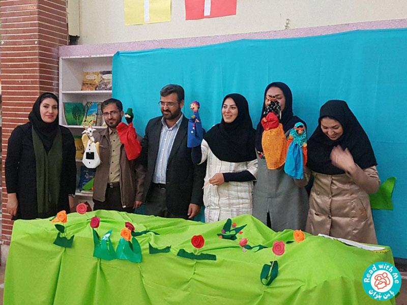 برگزاری کارگاه «نمایش برای کودکان» برای مربیان کانون پرورش فکری استان قزوین