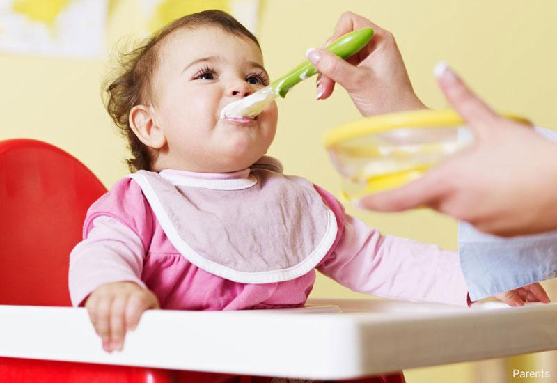 راهکارهای عملی در تغذیه کودکان شیرخوار