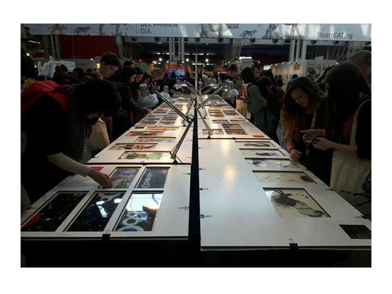آثار چهار تصویرگر ایرانی در کاتالوگ جشنواره بولونیا
