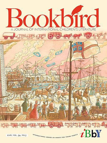 بررسی ادبیات کودکان حوزه اقیانوسیه در آخرین شماره مجله بوک برد