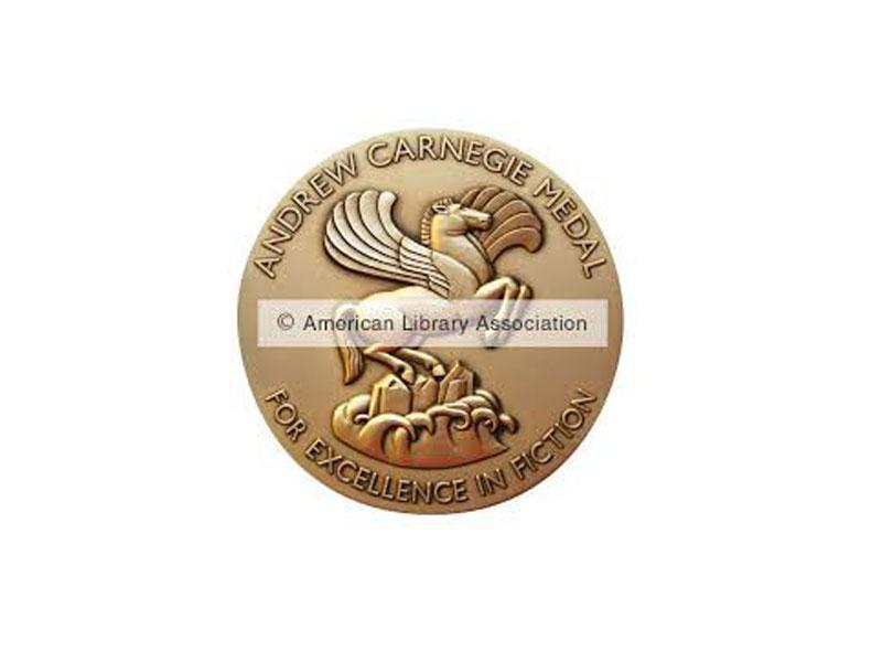 نامزدهای جایزه ادبی مدال «کارنگی» اعلام شدند