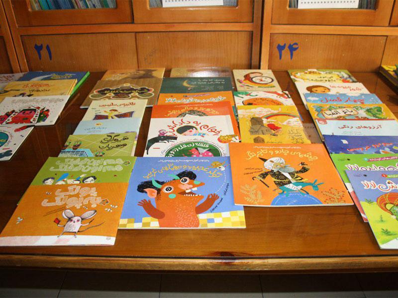 برگزاری نمایشگاه کتاب های کودک و نوجوان در شورای کتاب کودک