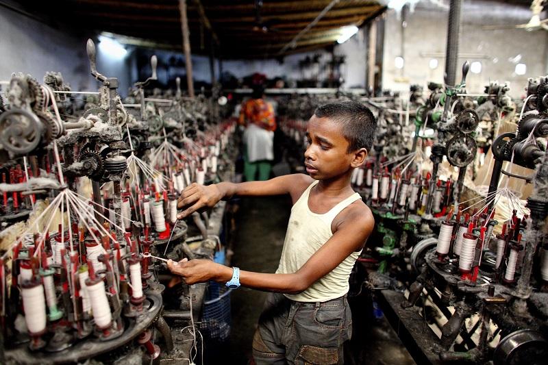 انتشار کتابچه راهنما برای حذف کودکان از چرخه تولید