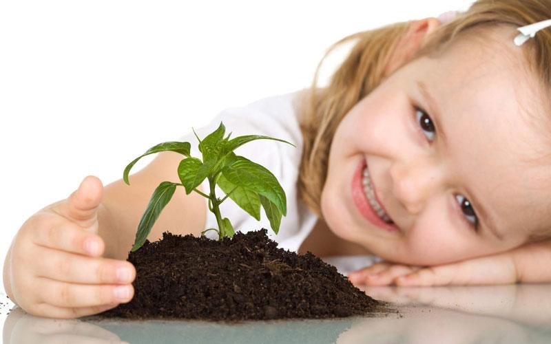 مصرفکنندهی سبز بودن را از کودکی آغاز کنیم