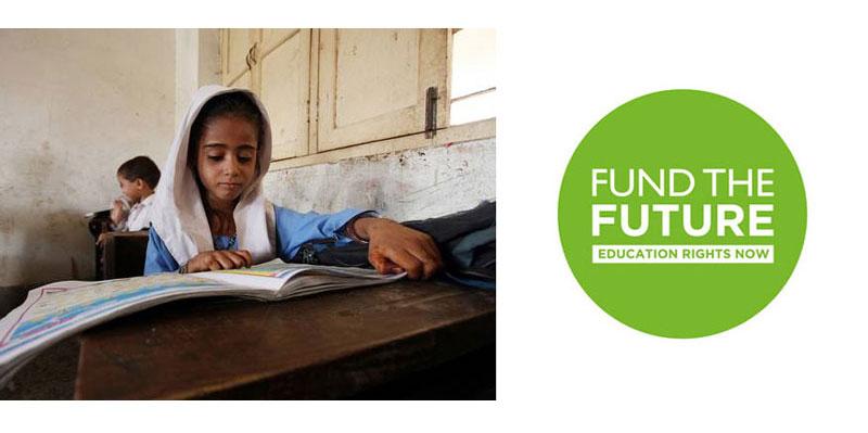 شعار امسال هفته جهانی آموزش: سرمایه گذاری برای آینده