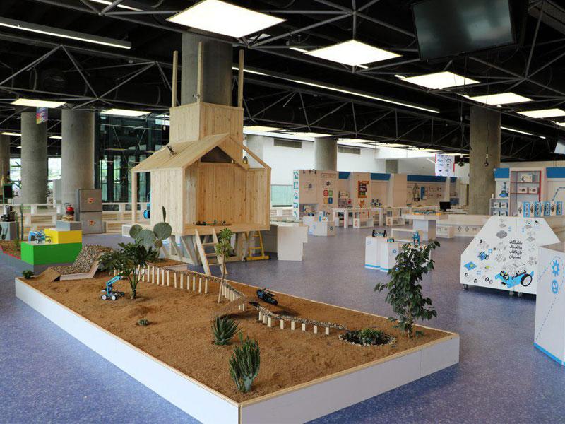 باغ کتاب تهران گشایش یافت