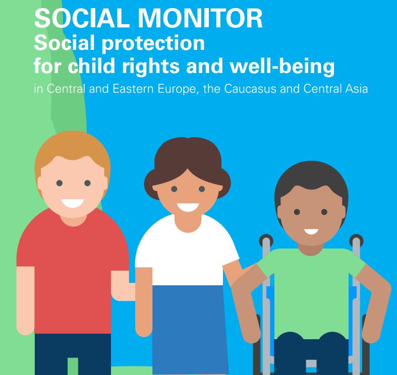 گسترش حمایت های اجتماعی برای کودکان