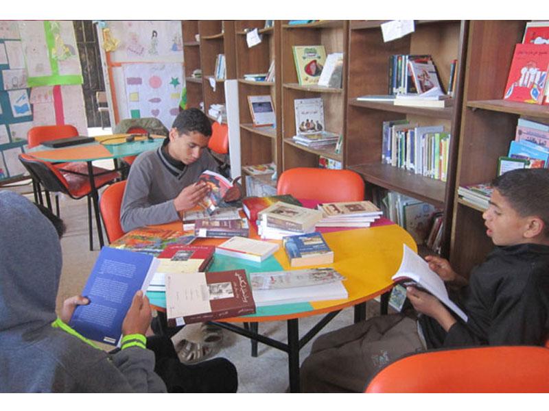 از کتابخانههای IBBY در غزه پشتیبانی کنید