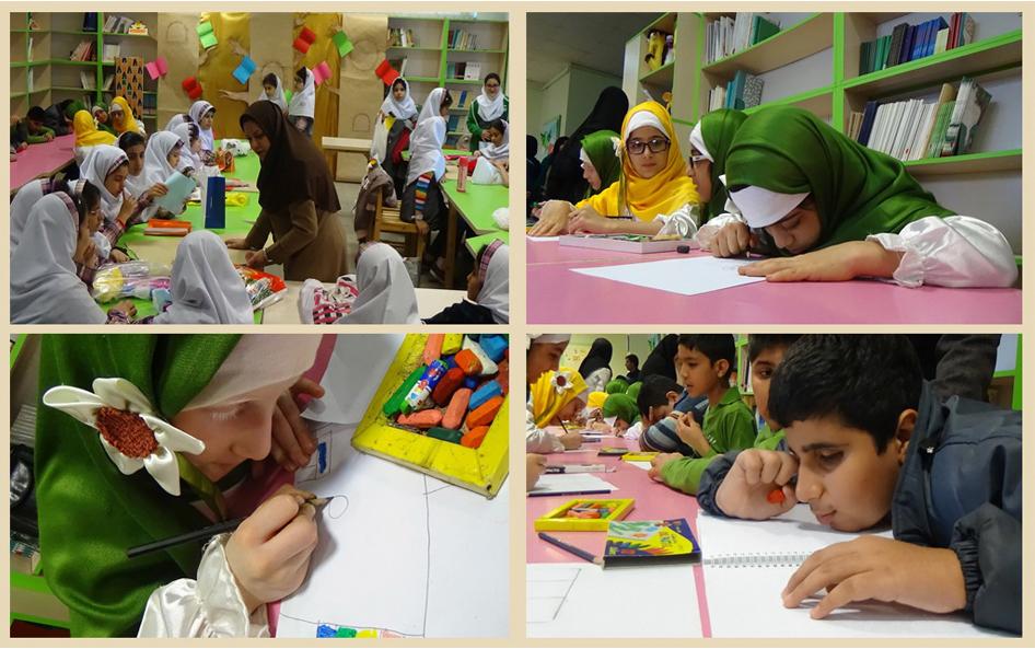 بازدید سرزده اعضای ستاد ترویج فرهنگ کتابخوانی کشور از وضعیت آموزشی و تحصیلی چند روستای استان خوزستان