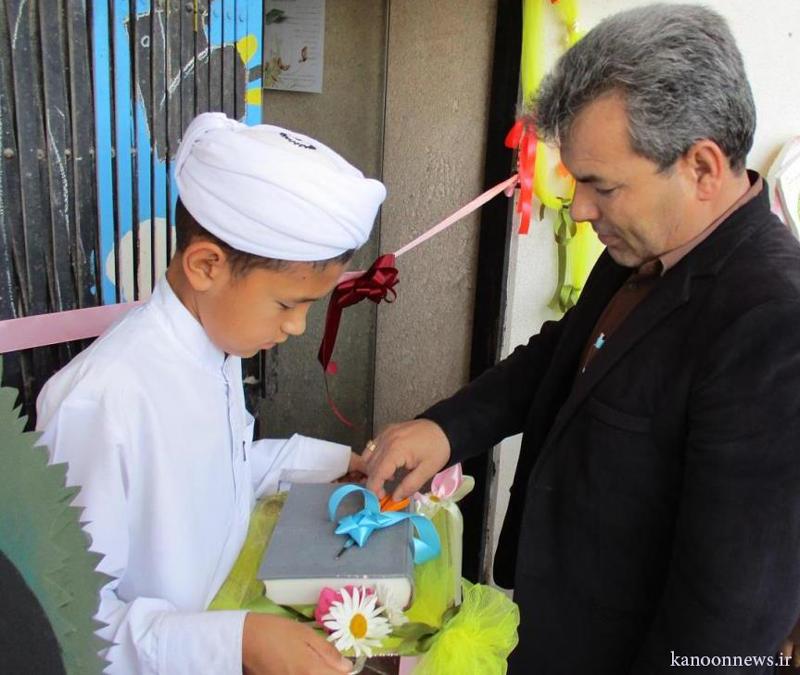 دومین مرکز فراگیر کانون گلستان در آققلا گشایش یافت
