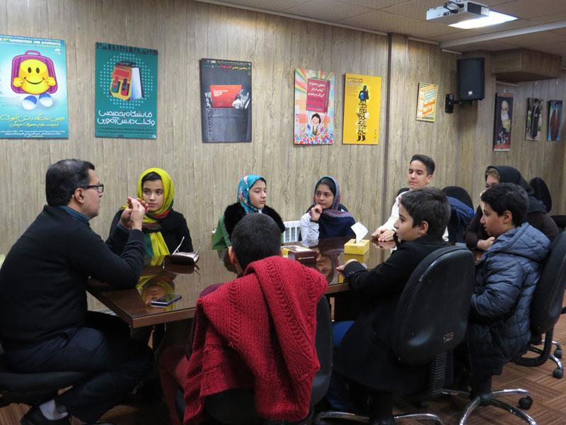 حق رای برای کودکان در جشنواره کتاب برتر کودک و نوجوان