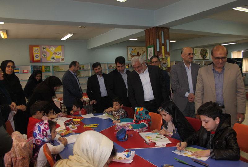 گشایش مرکز ویژه کودکان با نیازهای ویژه در رشت