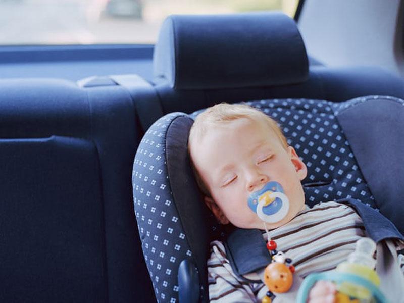 آلودگی هوا در داخل خودرو بیش از فضای بیرون به کودکان آسیب میزند