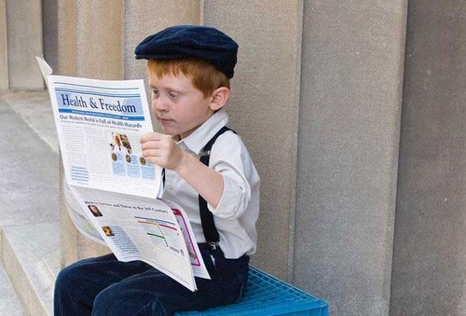 لزوم توجه بیشتر روزنامهها به ادبیات کودکان