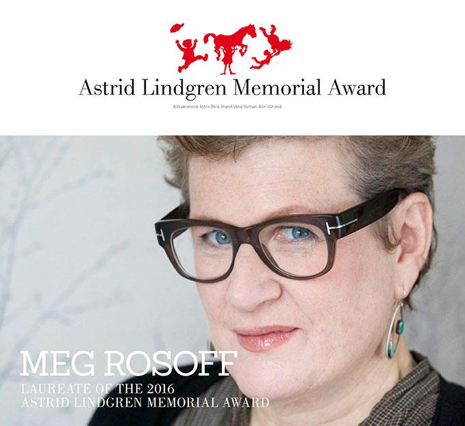 برنده جایزه یادبود آسترید لیندگرن ۲۰۱۶ اعلام شد
