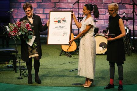 انتقاد برنده جایزه آسترید لیندگرن از «حمله به دوران کودکی»