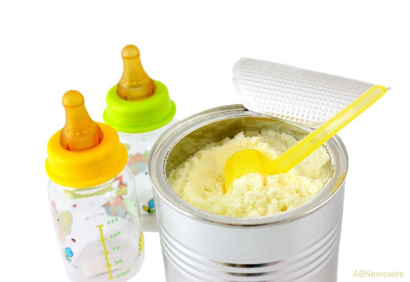 تغذیه ی کودکان با شیرخشک
