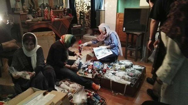عروسکهایی که بیخانمان شدند