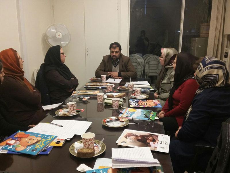 برگزاری نشست آذرماه گروه بررسی نشریات شورای کتاب کودک